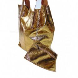 Bolso Agatha Ruiz de la Prada  color rojo con estampado de cerezas ref.58010212