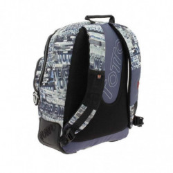 MOCHILA TOTTO ADAPTABLE A CARRO ACUARELES ECOLE ref.MA04ECO021-1520N-9NZ_1
